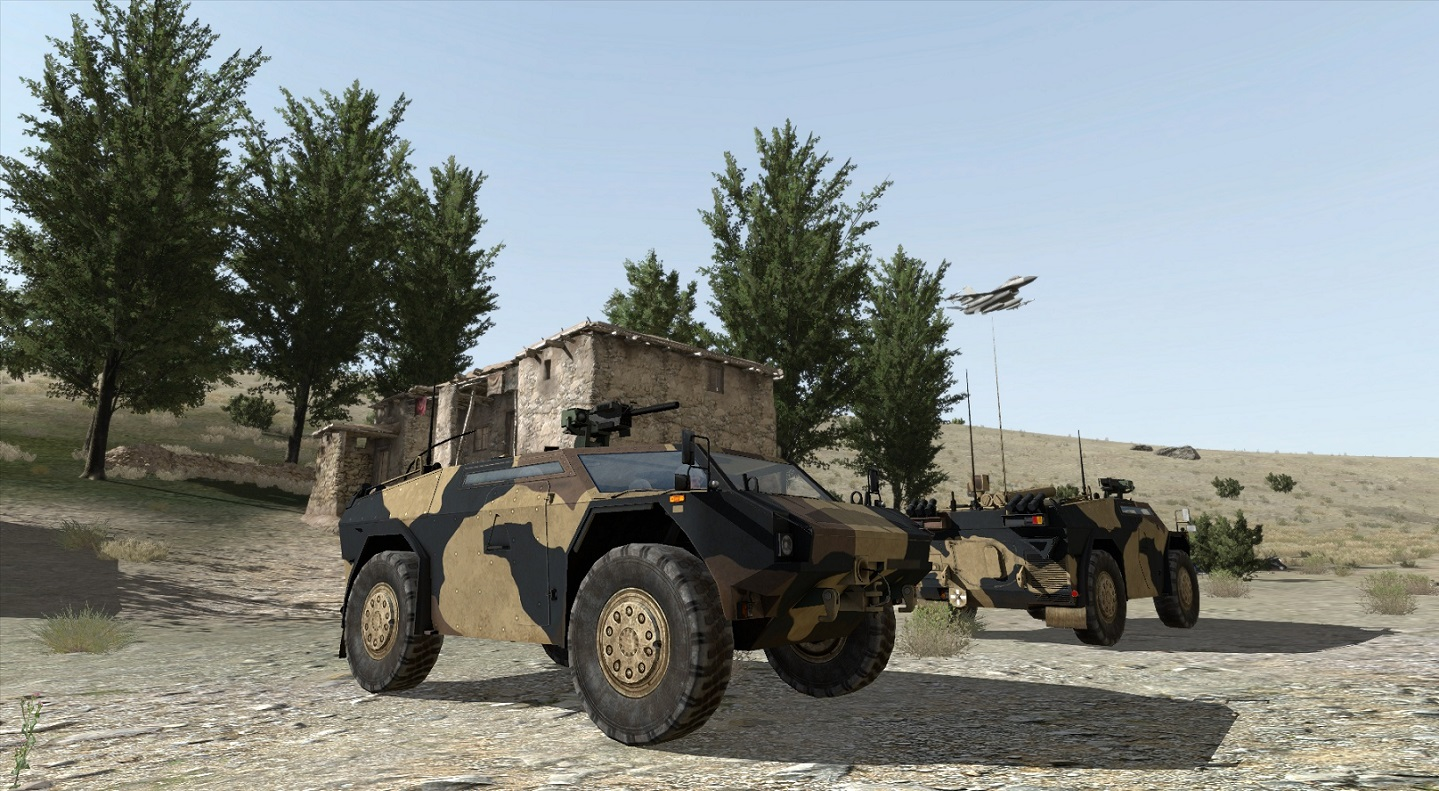 Netherlands Ministry of Defence Extends Enterprise License and Support For VBS3