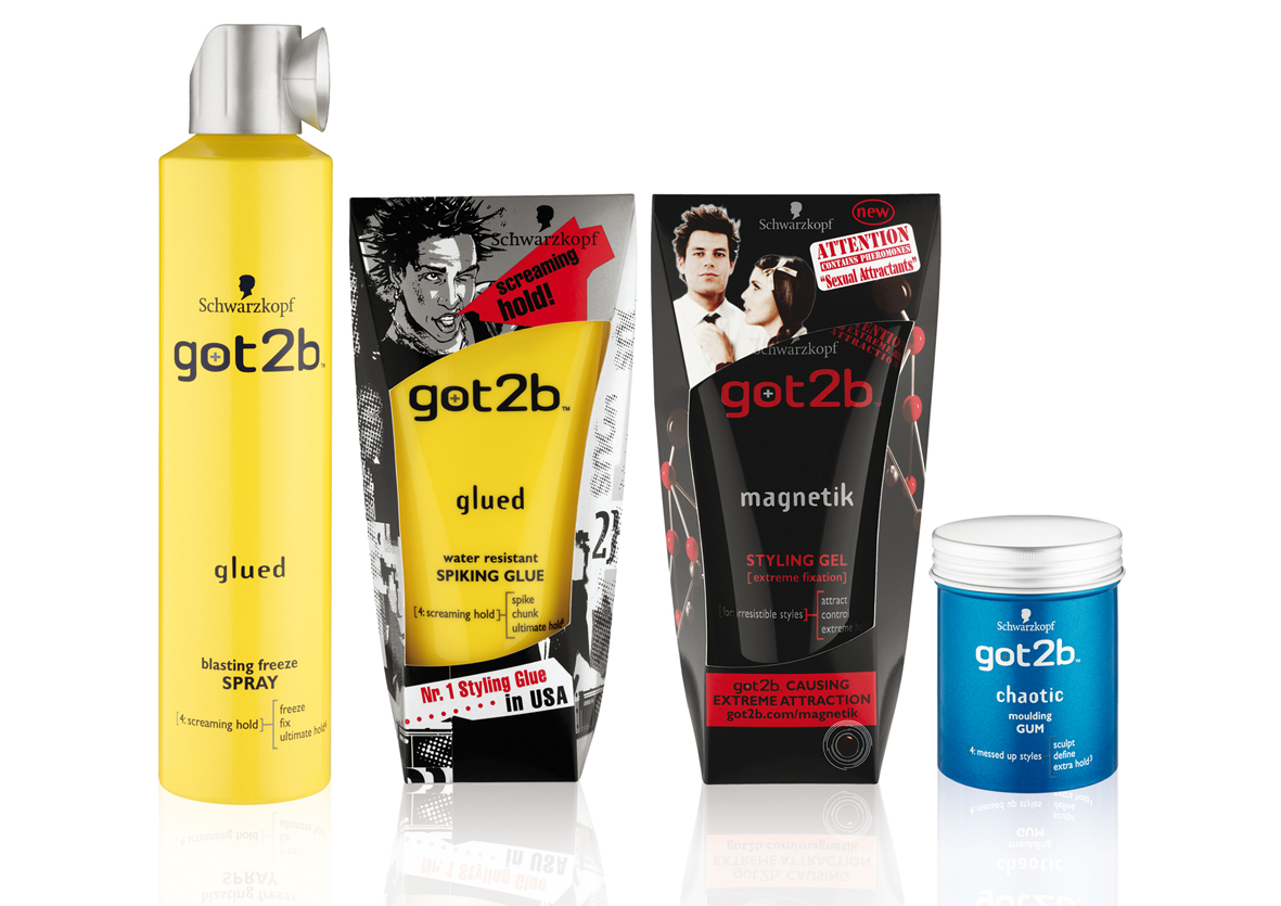 New Schwarzkopf styling range hits British high street